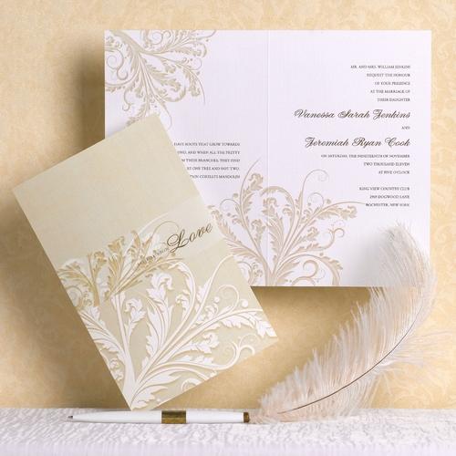 MagnetStreet Weddings Invitation