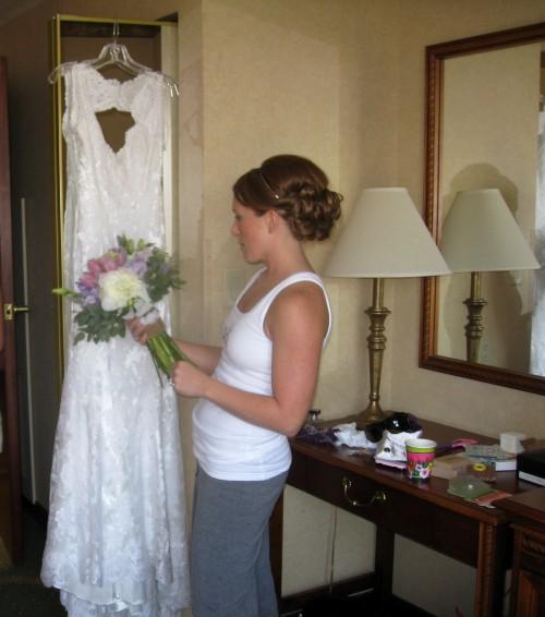 Nebraska Wedding Getting Ready
