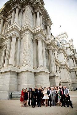 Philadelphia City Hall Wedding Lindsay Docherty Photography-09
