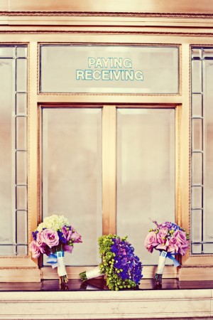 Purple-Bouquets