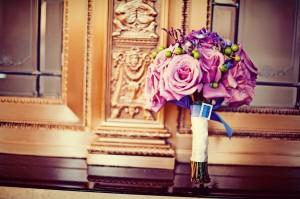 Purple-and-Blue-Bouquet