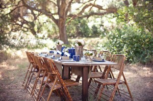 Rustic-Outdoor-Wedding-Camping-Theme-Table