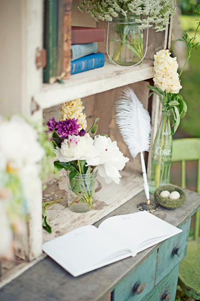 Rustic Vintage Wedding Ideas-02 - Elizabeth Anne Designs: The ...