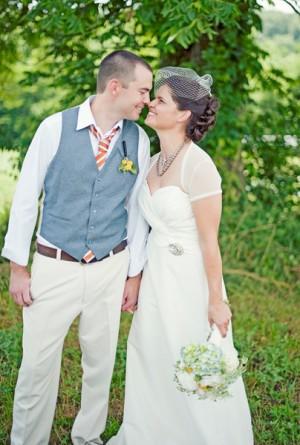 Rustic Vintage Wedding Ideas-06