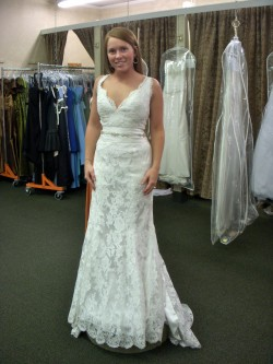 St Pucci Sposa Gown