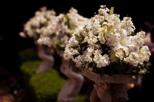 Summer Floral Wedding Decor