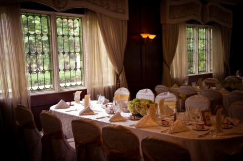 Westbury Manor Wedding Reception