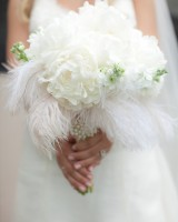 White-Feather-Bouquet