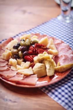 Antipasto-Platter