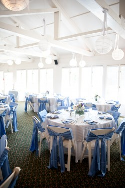 Blue-and-White-Wedding-Reception
