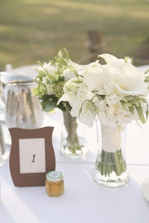 Bouquet-Centerpieces