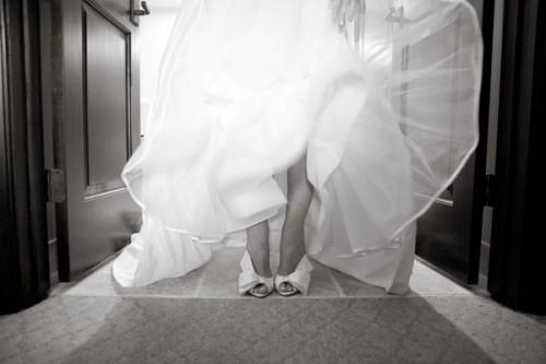 Bow Bride Shoes