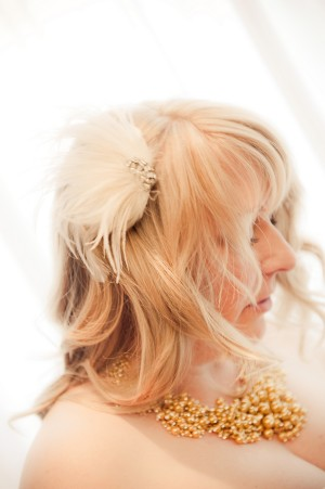 Bride-with-Feather-Headpiece