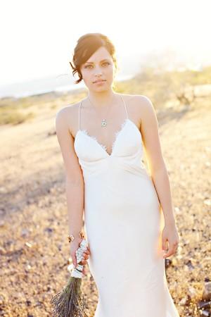 Bride-with-Lavender-Bouquet