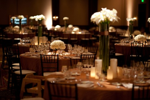 Brown And Gold Wedding Ideas: Scottsdale Wedding Intercontinental Montelucia Resort
