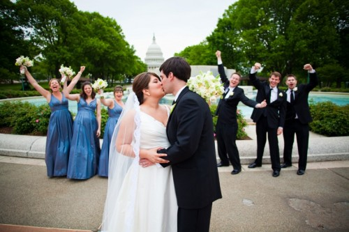 Capitol-Hill-Wedding-Party
