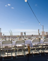 Casual-Outdoor-Wedding-Reception