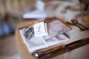 Chocolate Wedding Favor