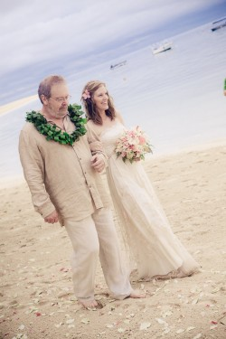 Fiji Destination Wedding Ceremony Grise Photography