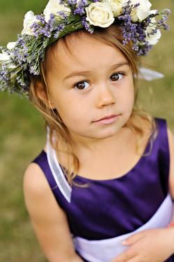 Flowergirl Wreath