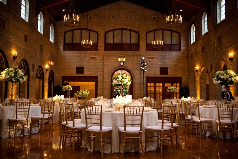 Franciscan Monastery Wedding Reception Elizabeth Anne