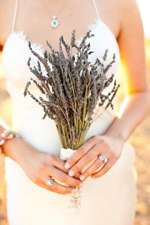 Lavendar-Bouquet