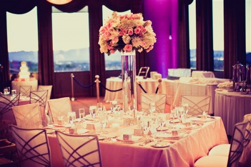 Pink-Table-Setting
