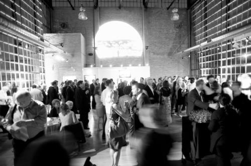 atrium reception ravenswood billboard factory