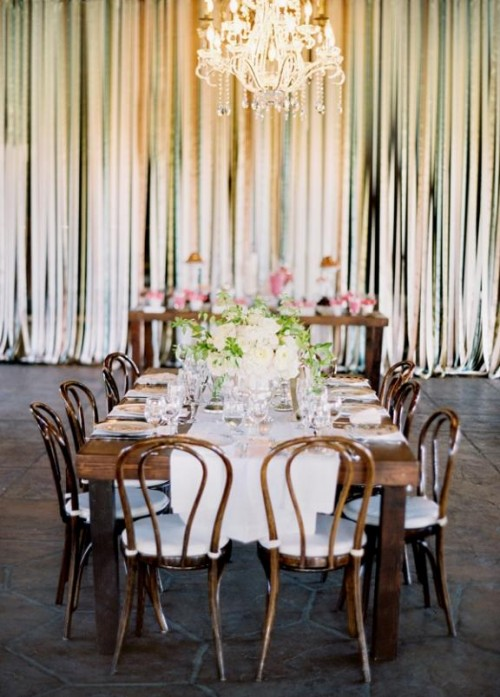 Ribbon-Backdrop-Wedding