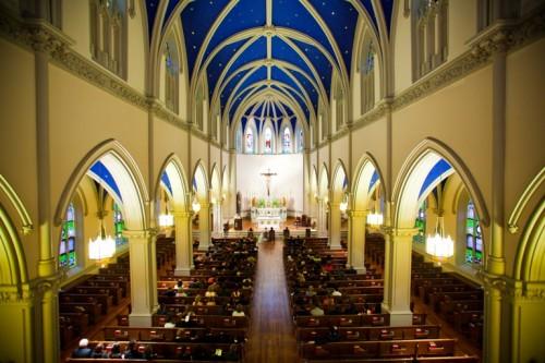 Saint-Joes-DC-Wedding-Ceremony