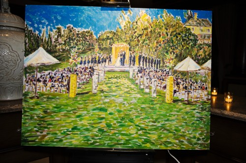 Wedding-Painting