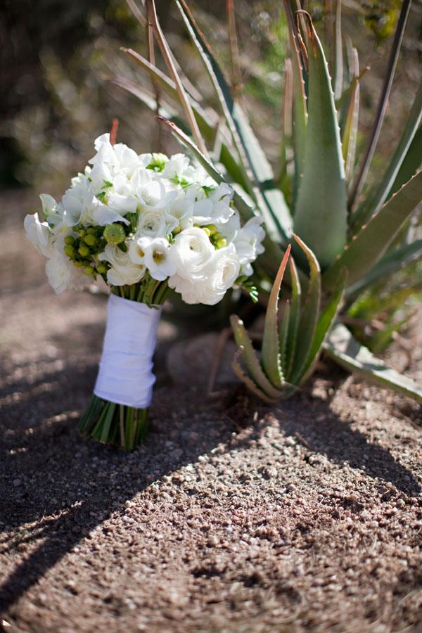 White ranunculus bridal bouquet elizabeth anne designs