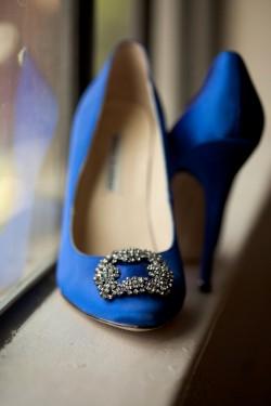 Blue-Manolo-Blahniks