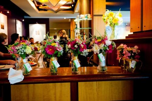 Bridesmaid-Bouquet-Centerpieces
