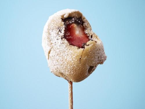 Chocolate-Strawberry-Waffle-on-a-Stick