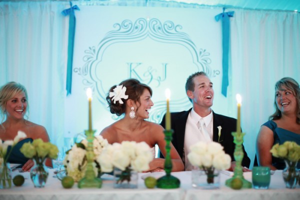 Elegant Washington At Home Wedding