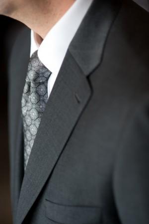 Gray-Silk-Tie