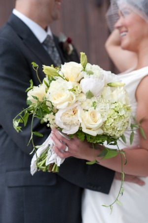 Handkerchief-Bouquet-Wrap