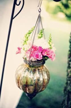 Hanging-Mercury-Glass-Bouquet-Holder