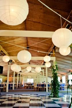 Hanging-Paper-Lanterns