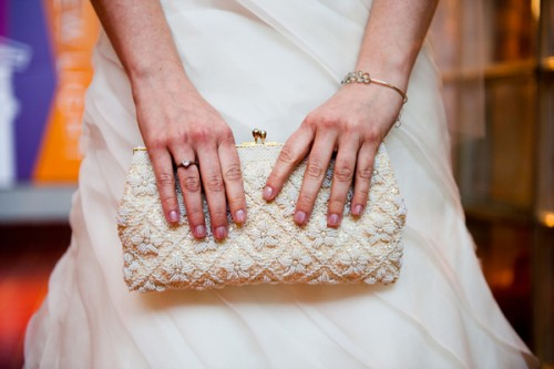 Ivory-Beaded-Clutch