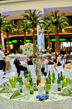 Lime-Green-Wedding-Reception-Table