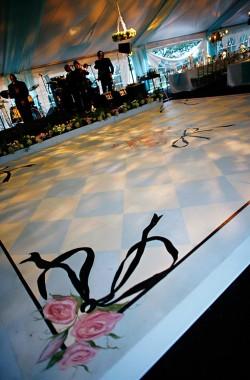 Painted-Dance-Floor