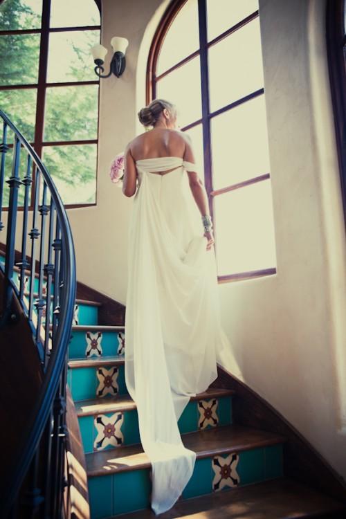 Peter Langner Wedding Gown