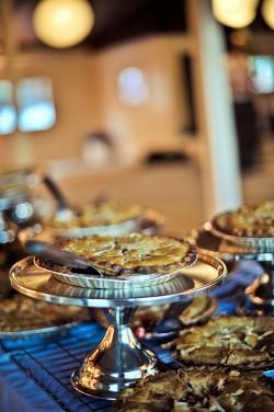 Pie-Dessert-Bar