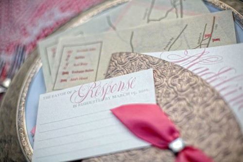 Pink-Ivory-and-Bronze-Invitation-Suite-with-Pocket-Folder-5
