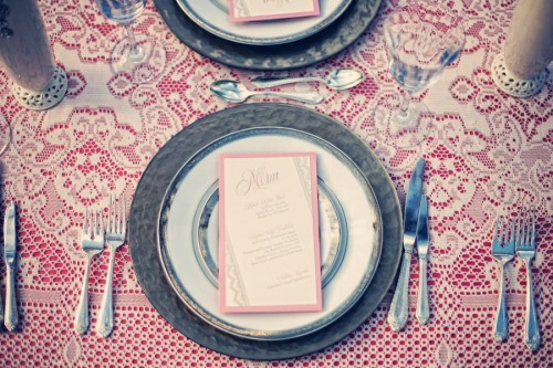 Pink-Lace-Wedding-Table