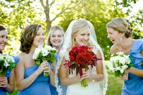 Red-White-and-Blue-Wedding-Attire