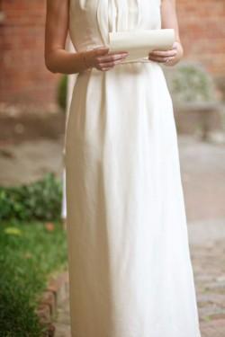 Silk-Wedding-Gown