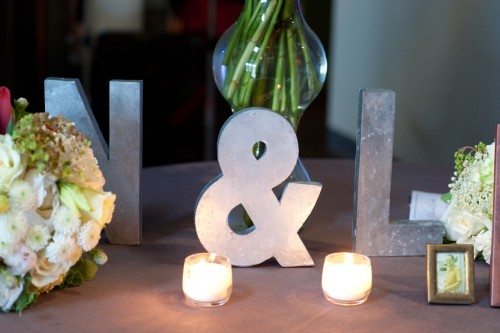 Silver-Bride-and-Groom-Initials